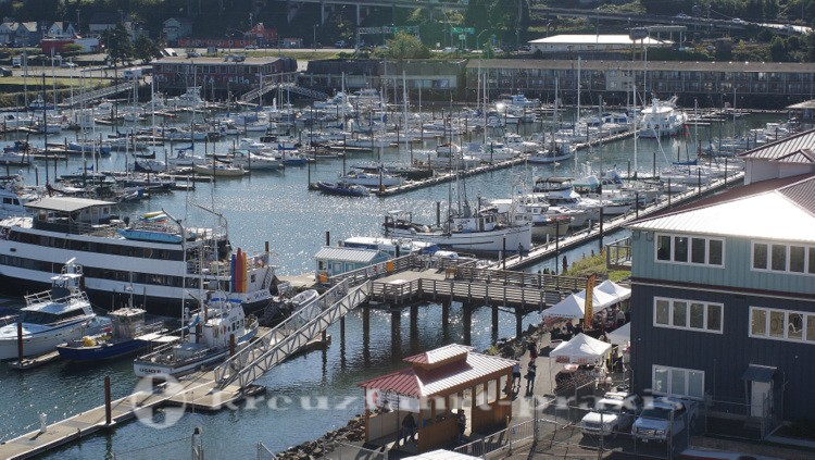 Astoria - Sportboothafen