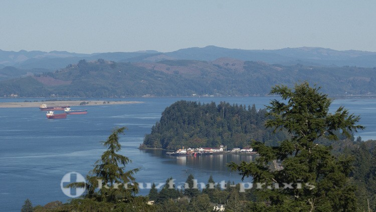 Columbia River - Tongue Point