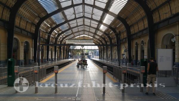 Piräus Metrostation