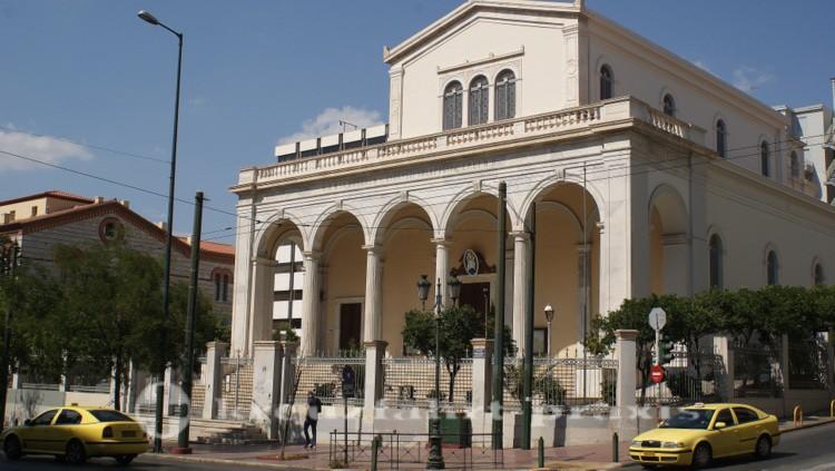 Athen - St-Dionysius-Kathedrale