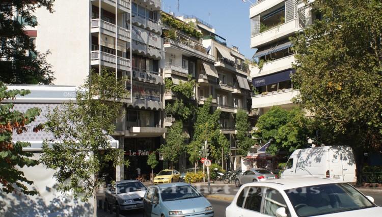 Athen - Kolonaki Platz