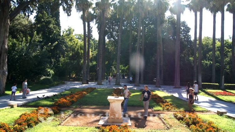 Athen - Nationalgarten