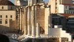 Athen - Portikus der Hadriansbibliothek
