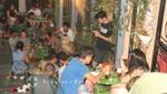 Athen - Am Abend ist die Stadt erträglich