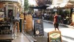 Athen - Kneipenszene der Agion Anargiron