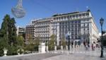 Athen - Hotel Grand Bretagne am Syntagmaplatz