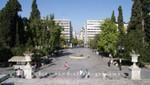 Athen - Syntagma Platz