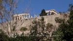 Athen - Akropolis mit dem Parthenon