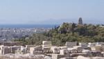 Athen - Hilopapposmonument auf dem Musenhügel