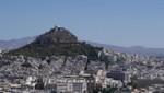 Athen - Lykavittos Hügel