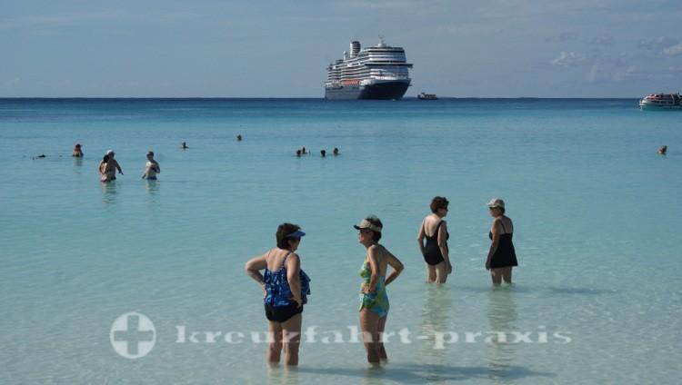 Bahamas - Strandtag auf Half Moon Cay