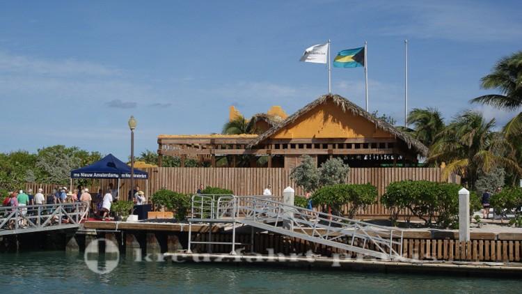 Bahamas - Half Moon Cay - Hafen