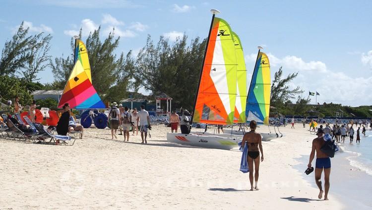 Bahamas - Half Moon Cay - Watersports Center