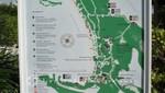 Bahamas - Half Moon Cay - Der Lageplan