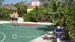 Bahamas - Half Moon Cay - Das Basketball-Feld