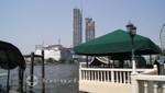 Am Chao Phraya Fluss