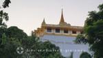 Der Wat Saket-Tempel