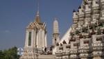 Details des Wat Arun-Tempels