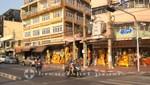 Devotionalien-Geschäfte in Bangkok