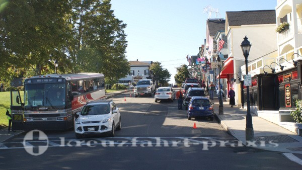 Bar Harbor - Main Street