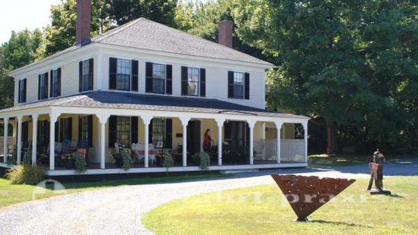 Yellow House Bed And Breakfast Bar Harbor Maine