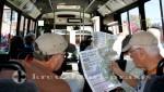 Bar Harbor - Im Island Explorer Bus auf Tour