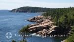 Bar Harbor - Acadia National Park - Klippenformationen