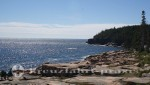 Bar Harbor - Acadia National Park - Klippenformationen Otter Cliff