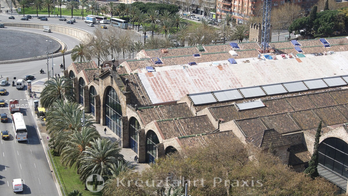 Barcelona - Museu Maritimo