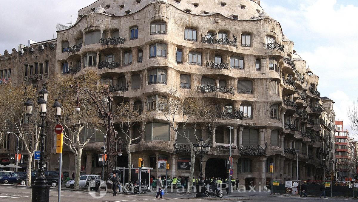 Barcelona - Casa Milà / La Pedrera