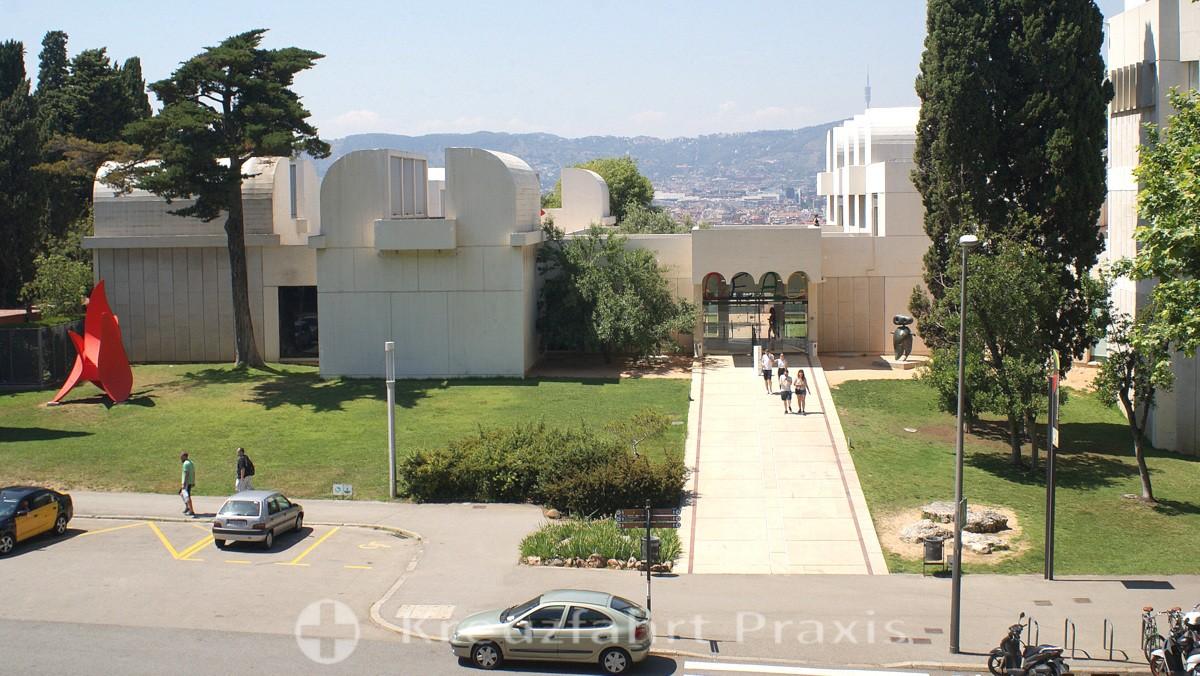 Barcelona - Fondació Joan Miró