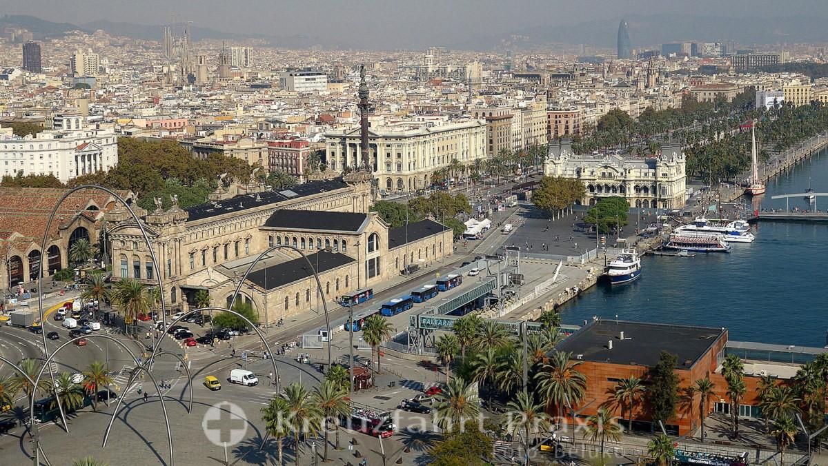 Barcelona - landmarks