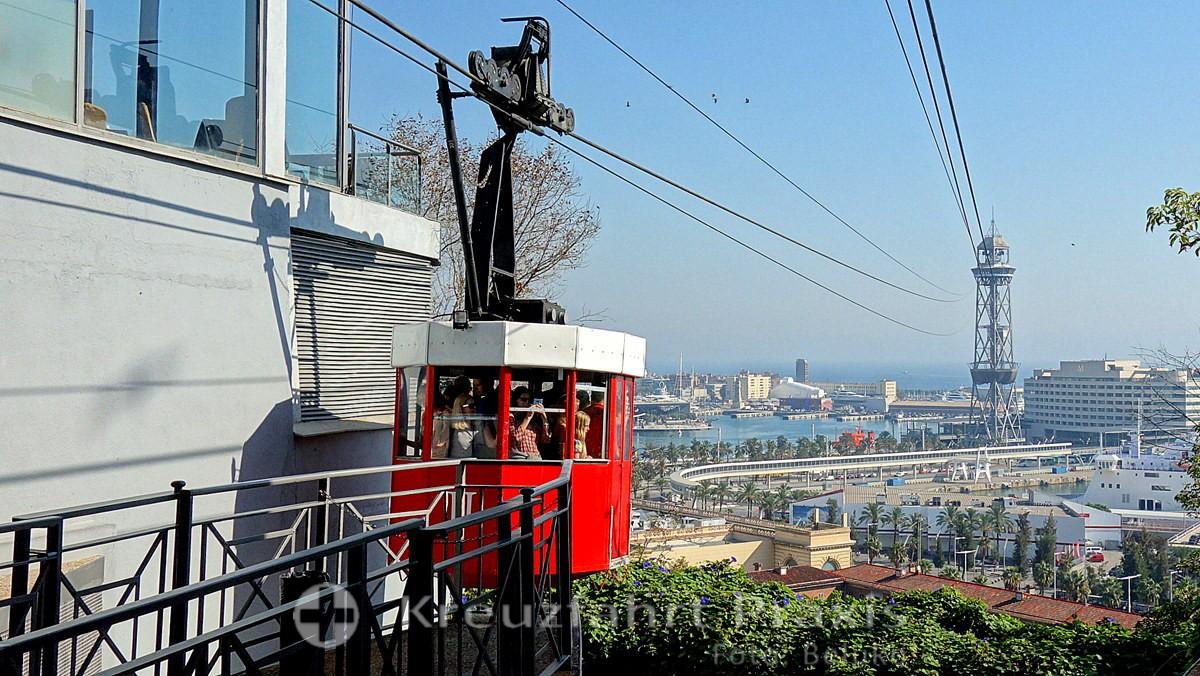 Barcelona - Telefèrico del Puerto cable car