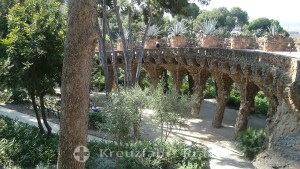 Barcelona - out and about in Parque Güell