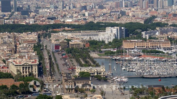 Barcelona - Ronda Litoral