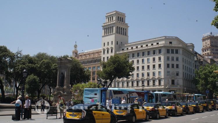 Barcelona - Placa de Catalunya