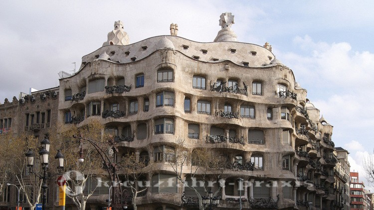 Casa Milà/La Pedrera
