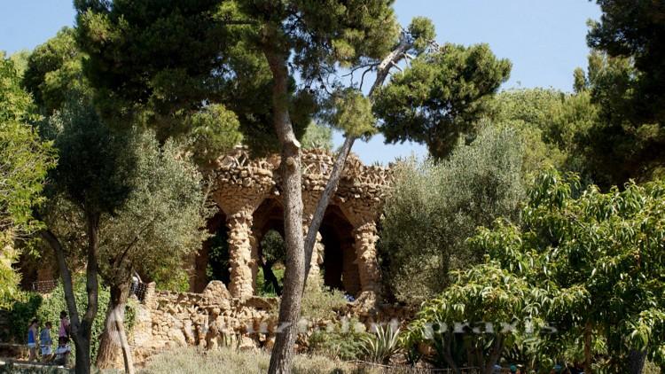 Barcelona - Parque Güell