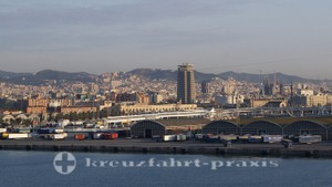 barcelona 615 hafen