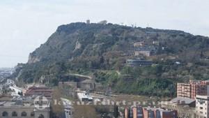 Barcelona - Der Montjuïc-Hügel