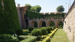 Barcelona Castell de MontjuÏc