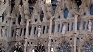 Barcelona - Sagrada Familia - Fassadendetail