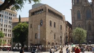 Barcelona - Placita de la Seu