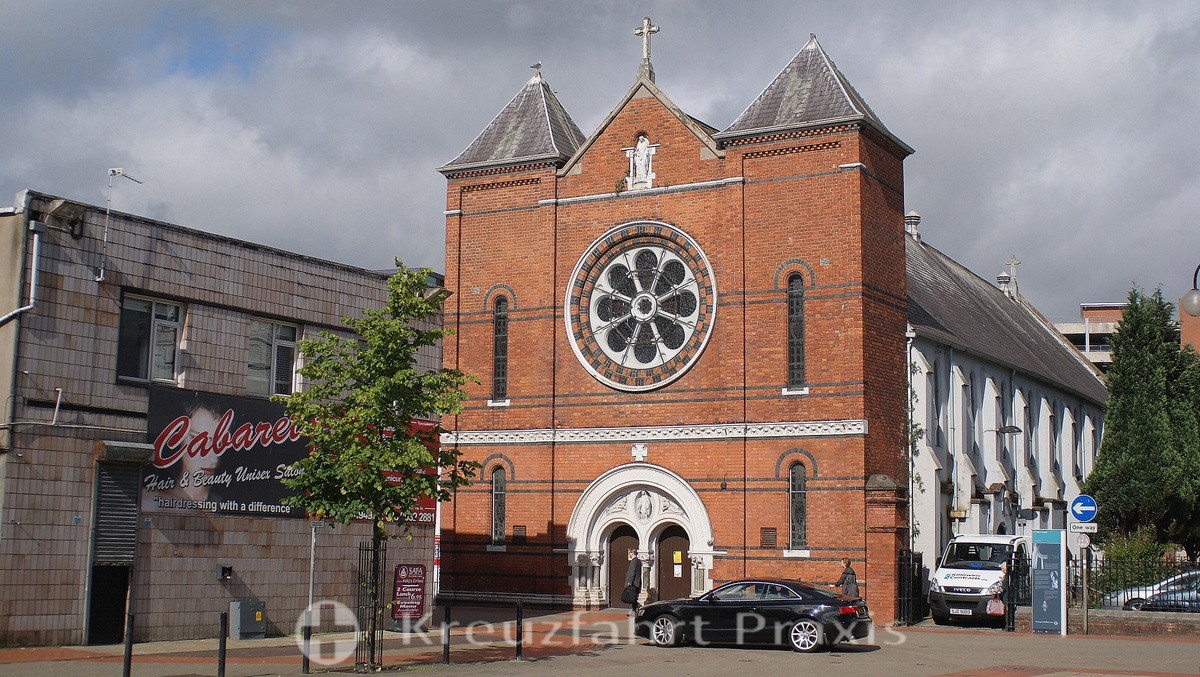 Belfast - St Mary's Church