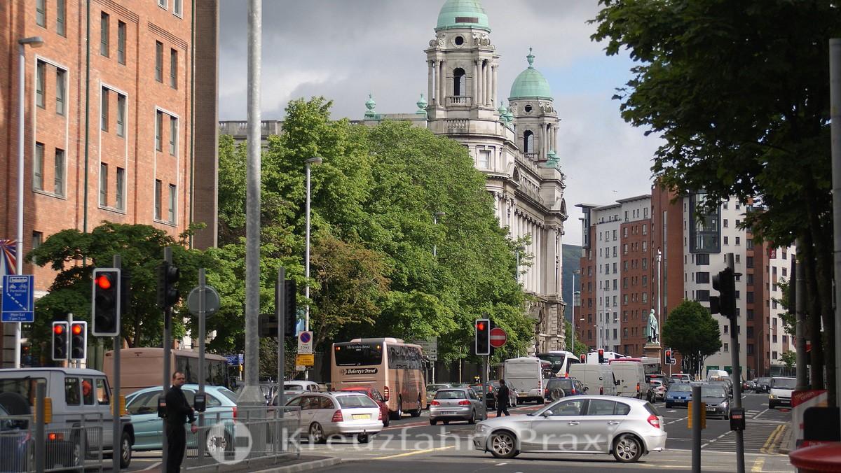 Belfast - John Bell House - ein weiterer Prachtbau