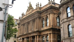Belfast - das Merchant Hotel in der Waring St