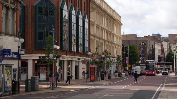 Belfast - Castle Street