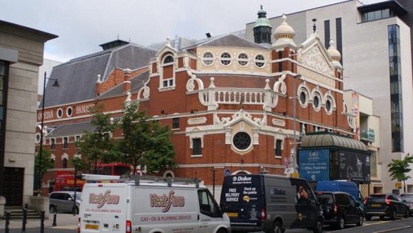 Belfast - Belfast Grand Opera House
