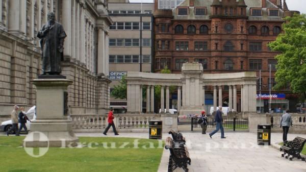 Belfast - Belfast Cenotaph