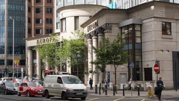 Belfast - Europa Hotel